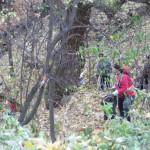 Есенно почистване на района на м. Белята вода