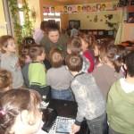 Разказване на приказка за ПП Витоша и неговите обитатели