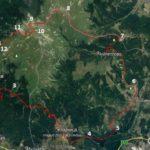 Карта-1 ден на Витоша