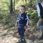 И малкият Богдан засади дръвче