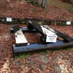 Реновираните пейки