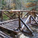 Готовият мост